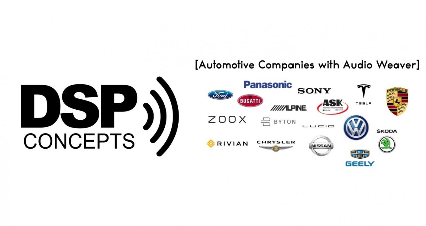 BMW、保時捷都看好的聲控技術,音訊開發新創DSP Concepts獲台杉4.35億領投