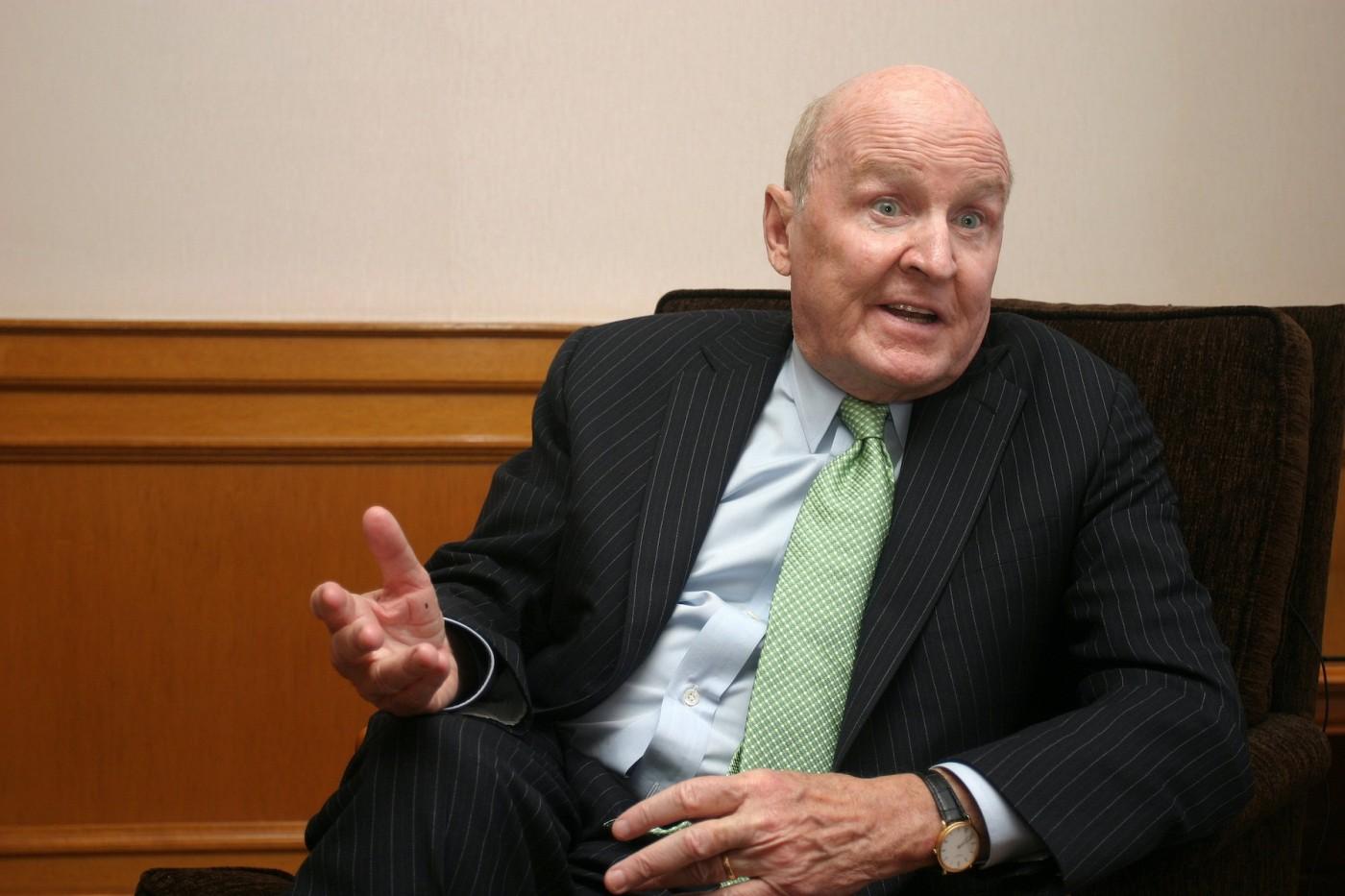 百年GE轉型功臣逝世!前CEO威爾許,任內裁員10萬人、讓公司市值飆高30倍