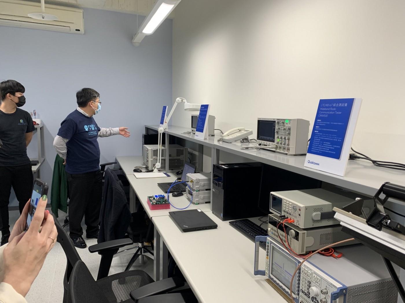 投了1,000萬元扶植台灣新創後,高通邁出第二步,造了一個新創團隊專屬實驗室