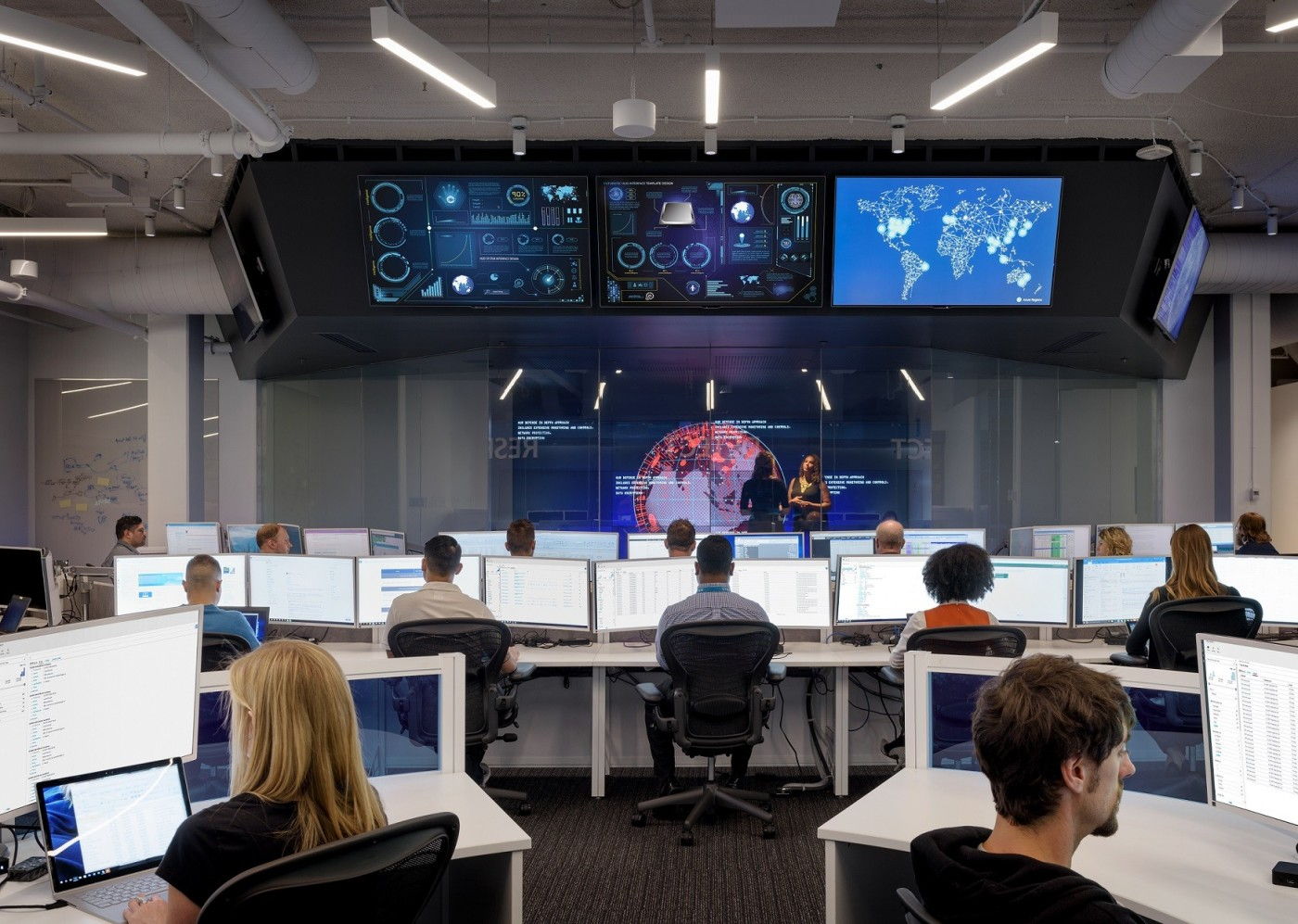 微軟發布五大資安要點 台灣企業應提前部署智慧資安