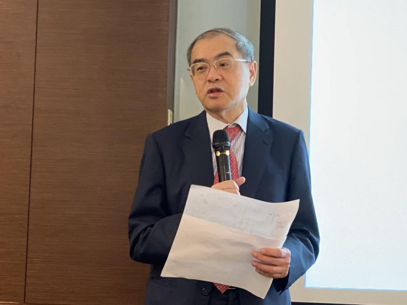 《產業領袖觀點》搶第三波物聯網成長浪潮,研華劉克振:支持夥伴共創參與市場