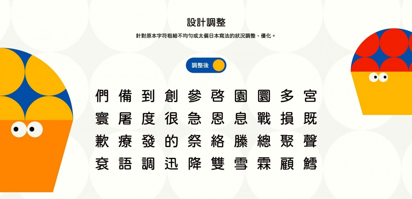 釋出免費開源字型「粉圓」!金萱團隊justfont兌現四年前的募資承諾