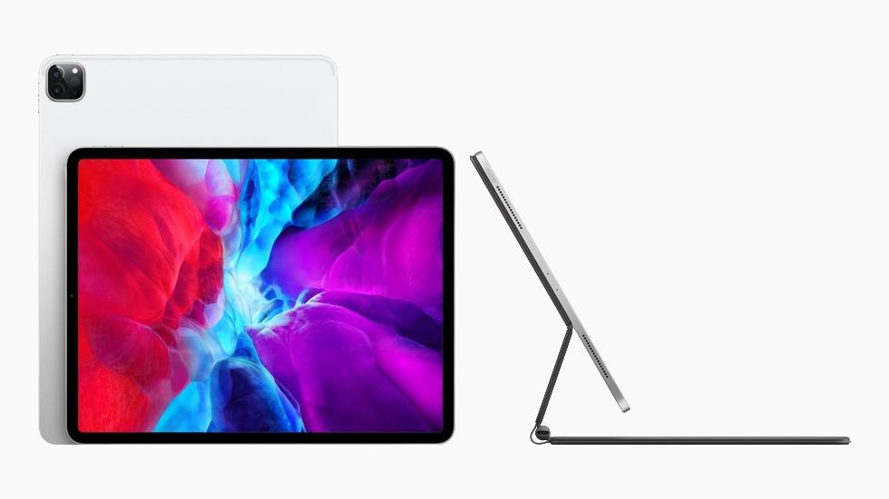 新版iPad Pro登場,搭載巧控鍵盤、相機升級、容量加大⋯成最接近筆電的平板!