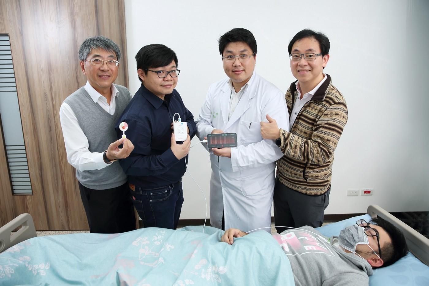 聿信醫療完成1.2億元A輪募資,訓練AI用「微聽診器」聽懂病人呼吸