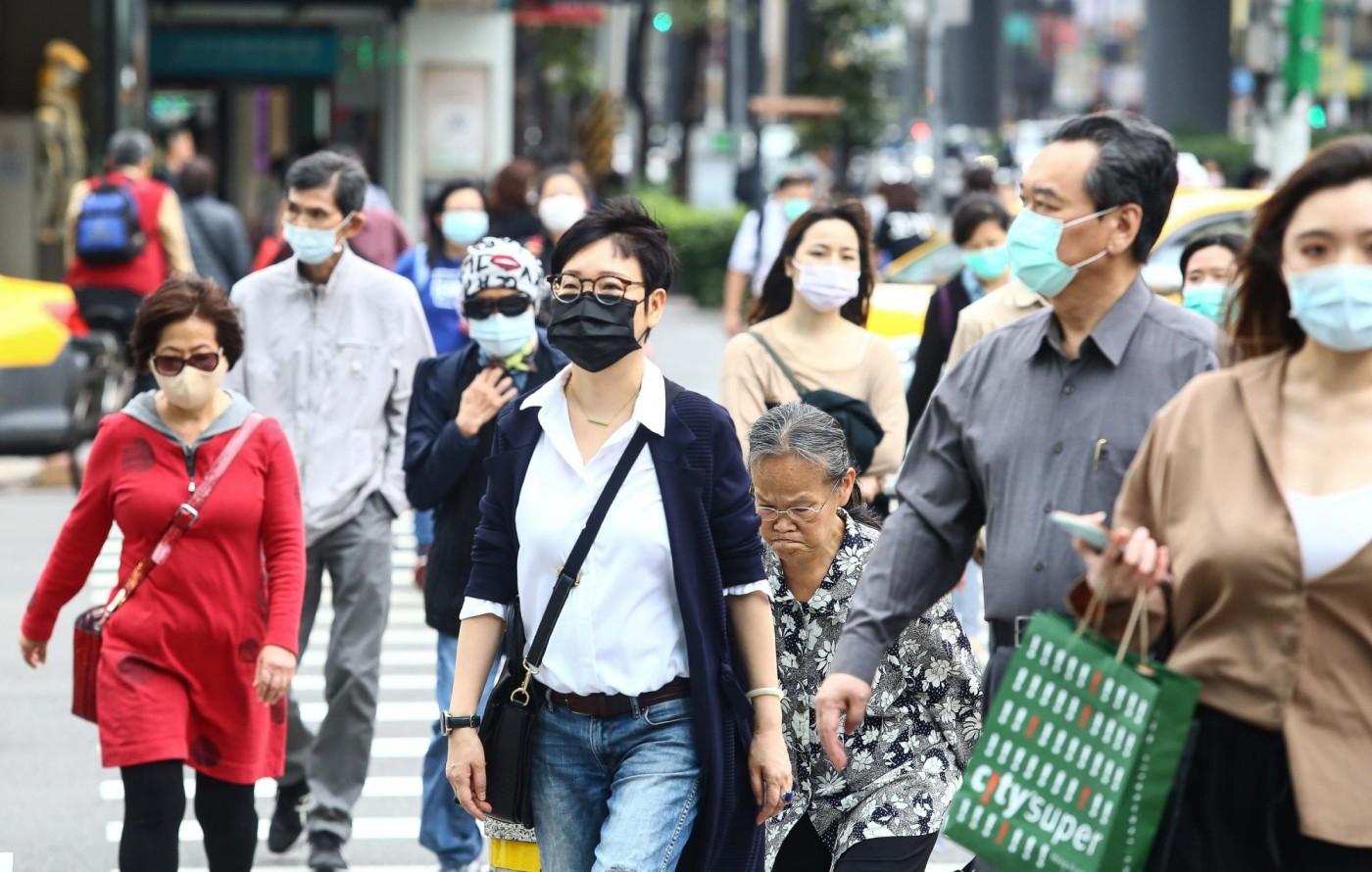 彩色醫用口罩恐含致癌染料!標檢局啟動採樣揪無良廠商