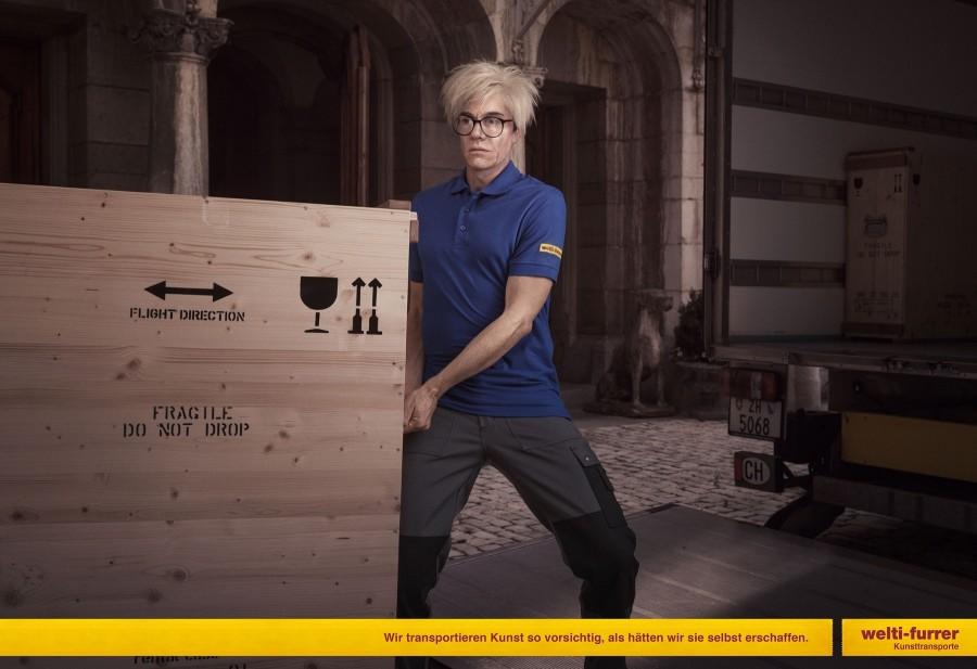 img 1585211235 23717@900 - 2019 瑞士海报奖公布!6 则广告设计,展览打破直觉、翻玩品牌 logo 的新创意