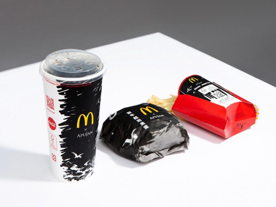 img 1588651255 78335@900 - 黑控注意!麦当劳再度携手 APUJAN 订制限量包装,打造黑色星空下的奇幻异想
