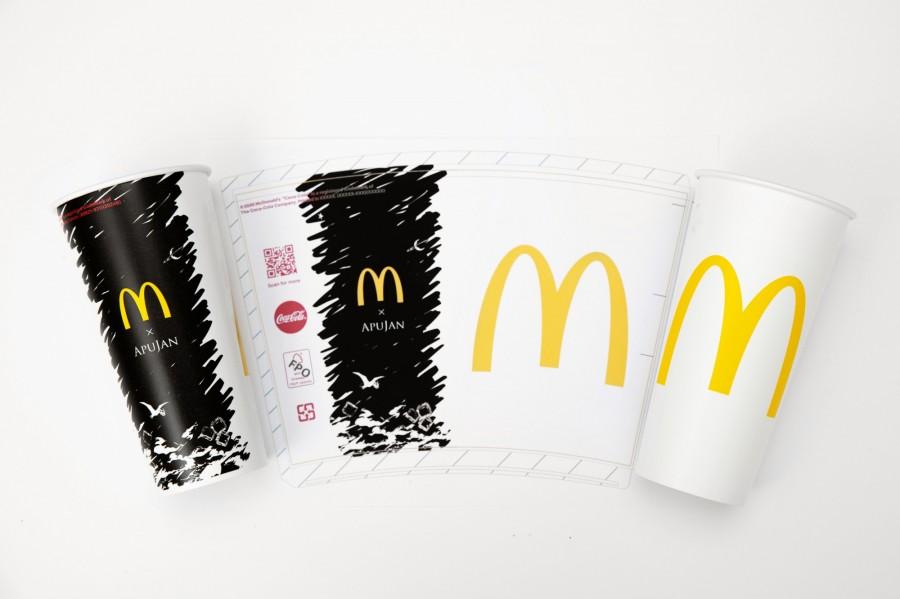 img 1588651266 61340@900 - 黑控注意!麦当劳再度携手 APUJAN 订制限量包装,打造黑色星空下的奇幻异想