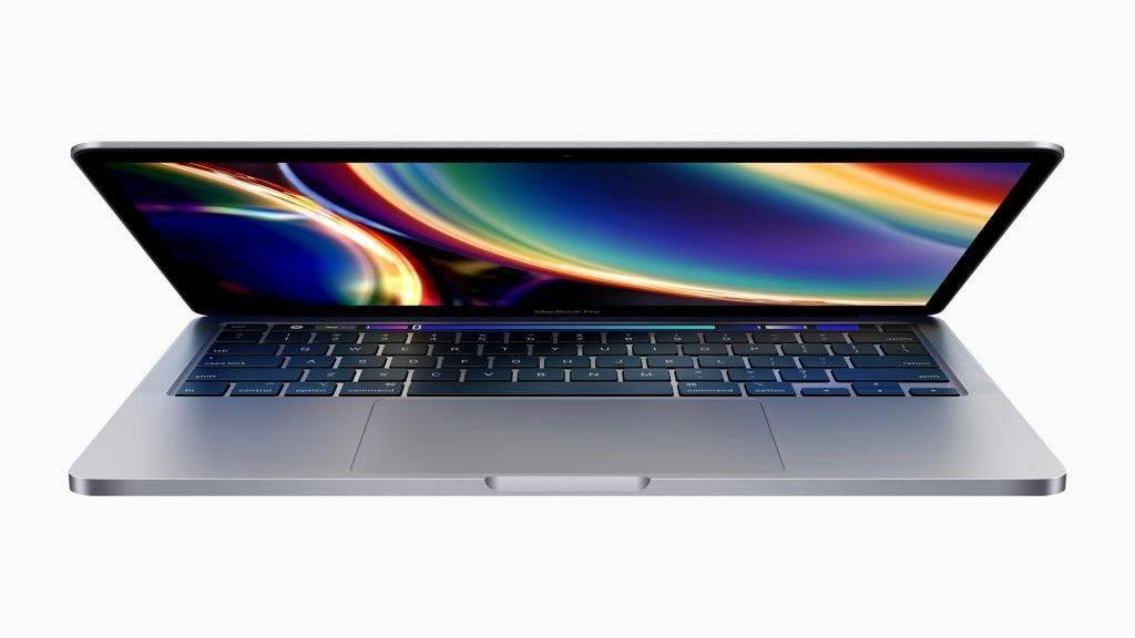 全新13吋MacBook Pro登場:儲存空間翻倍、剪刀腳鍵盤回歸