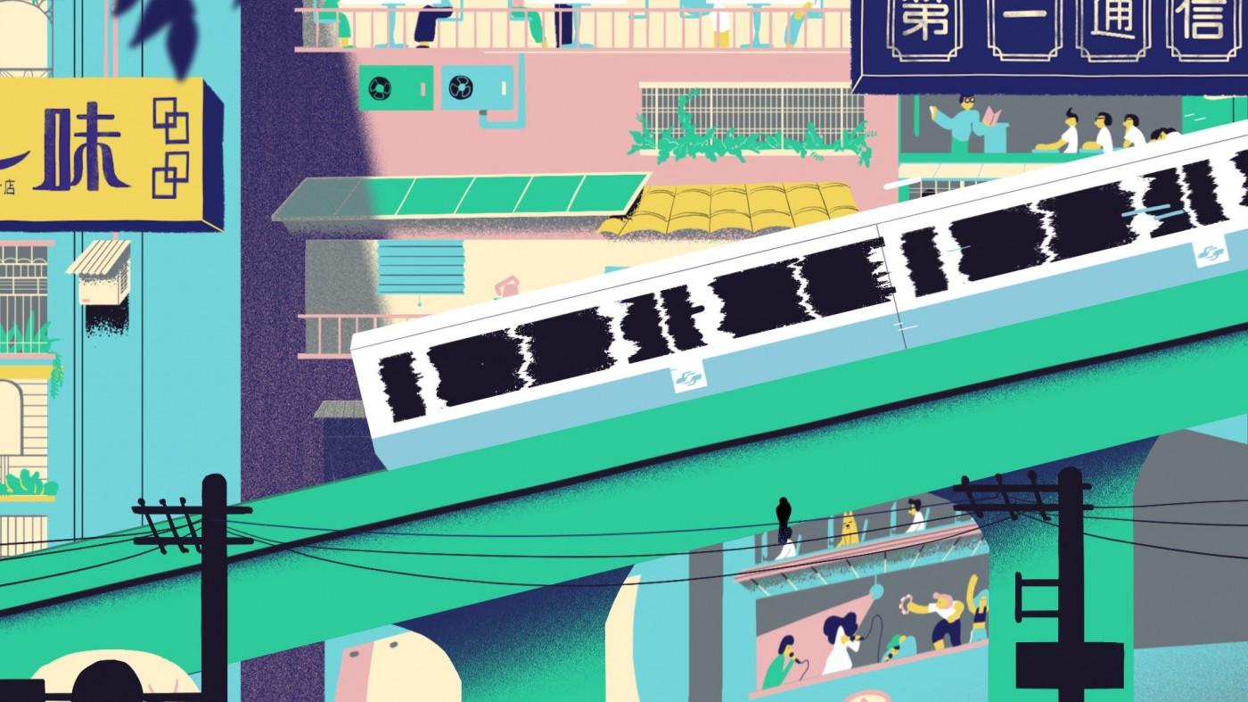 台灣創意團隊摘下國際大獎!台北捷運形象影片「+1」,為什麼讓人忍不住看完?