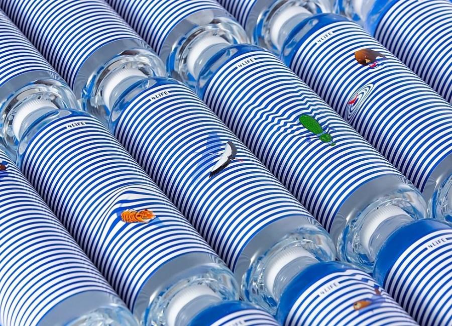 img 1589280093 78494@900 - 融入生态概念的泰国矿泉水包装设计,以插画勾勒与水相依的动物身影!