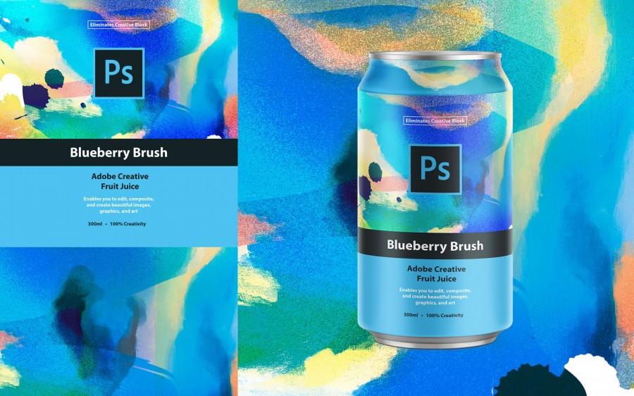img 1589343401 88598@900 - Adobe 软件变身果汁!来一瓶 Photoshop 蓝莓汁,喝了修图力大增、灵感爆发