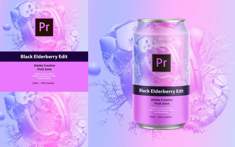 img 1589343407 71129@900 - Adobe 软件变身果汁!来一瓶 Photoshop 蓝莓汁,喝了修图力大增、灵感爆发