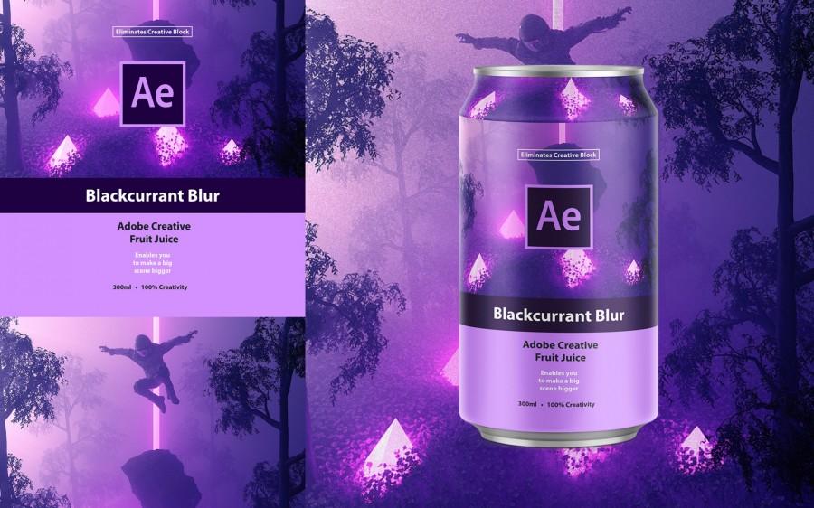 img 1589343433 78612@900 - Adobe 软件变身果汁!来一瓶 Photoshop 蓝莓汁,喝了修图力大增、灵感爆发