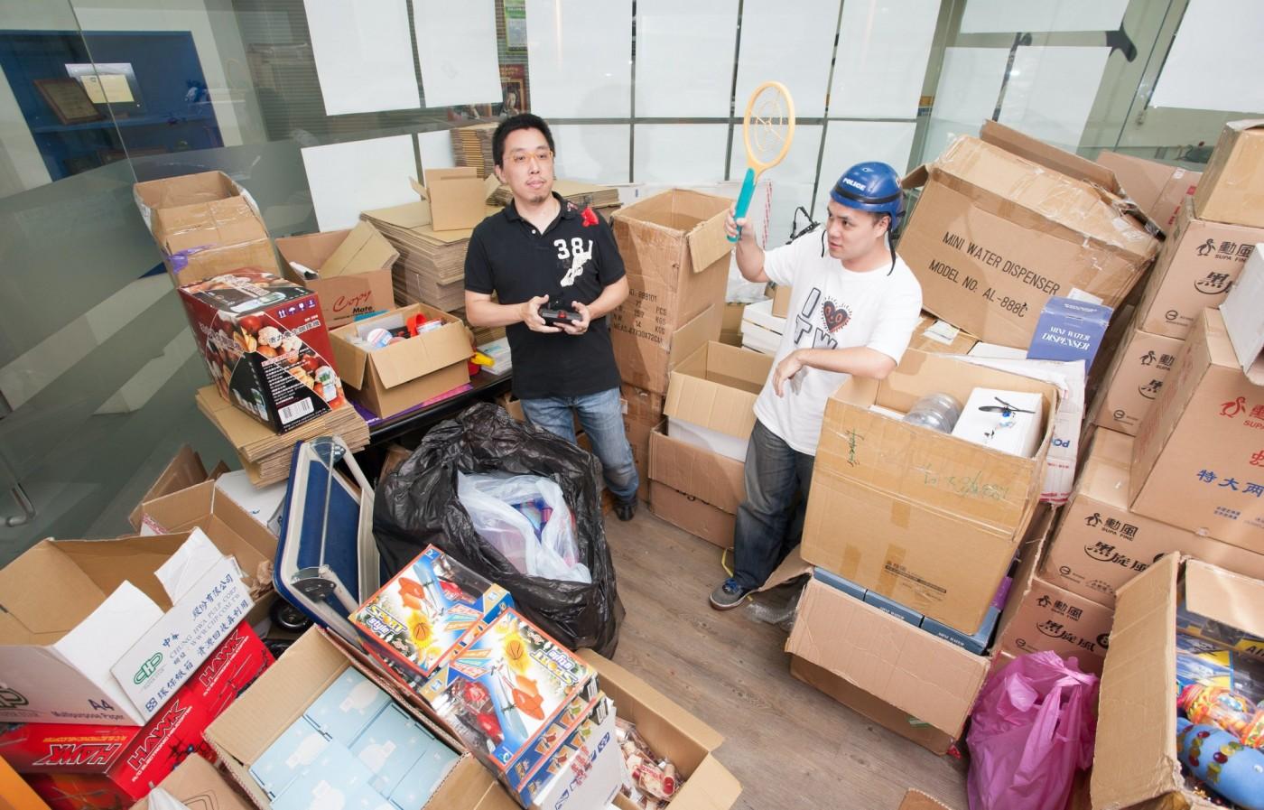 靠賣垃圾爆紅?雜碎袋始祖「瘋狂賣客」的傳奇故事,元老級員工揭秘