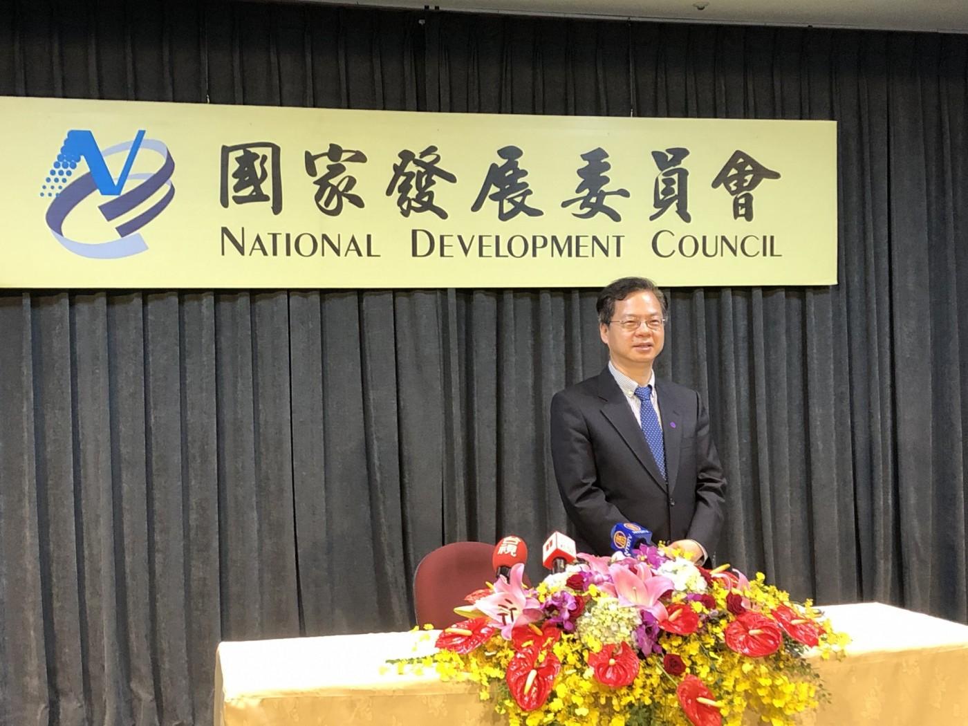 新官上任!國發會主委龔明鑫談台灣國際發力5大機會