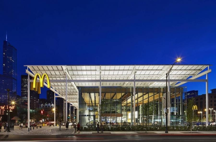麥當勞特色門市