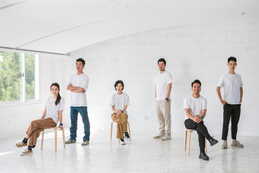 春室 The POOL 團隊成員 - 彡苗、木更、朋丁、春池 .jpg