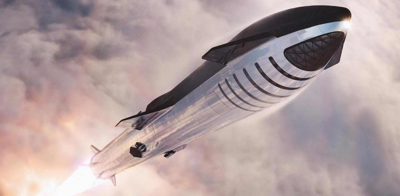 馬斯克放話「星艦」將在2年內試飛,紐約到上海只需39分鐘
