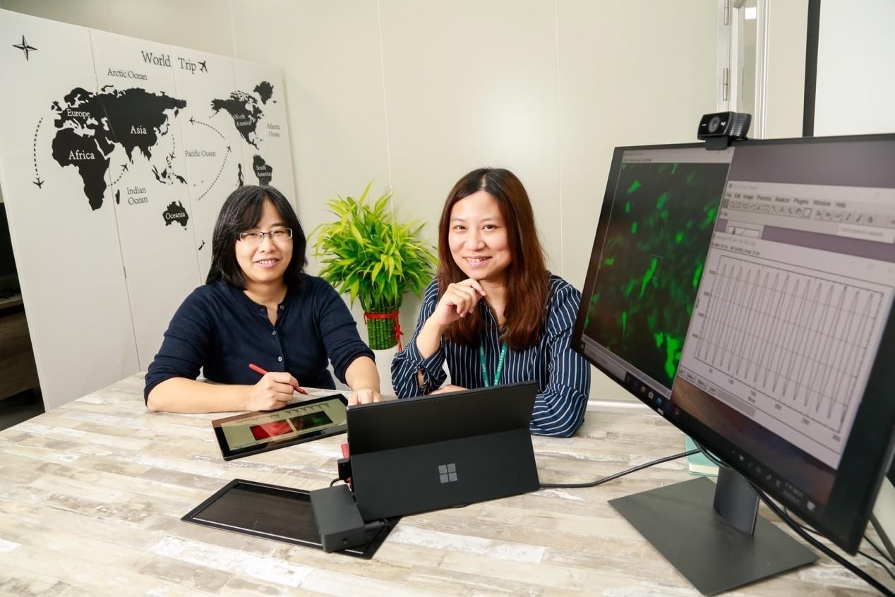 Surface Pro 7 助攻昱星生技  用科技改變未來