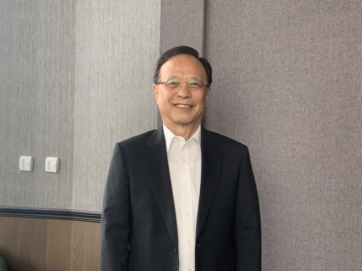 光寶瘦身、以閎暉結盟華新科,陳廣中:2021年將重啟併購