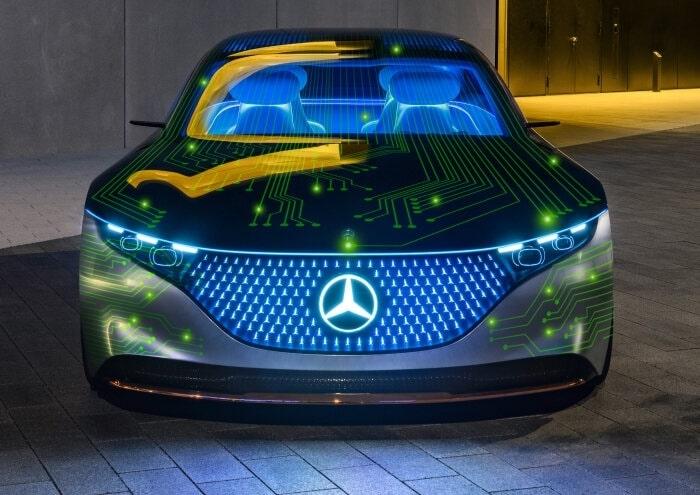 掰了BMW!賓士擁抱Nvidia開發自駕技術,目標2024年新車款全面導入