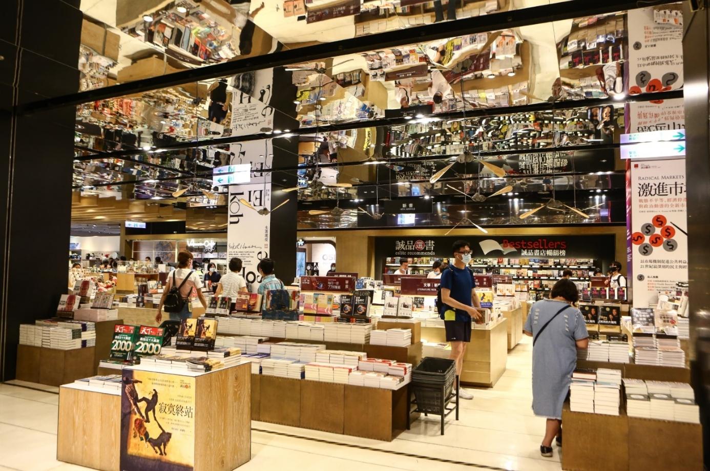 誠品不畏疫情出海,進軍馬來西亞打造2千坪店面!台灣明年也繼續展店