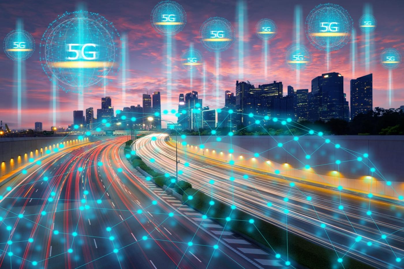5G新時代 加速實現產業創新