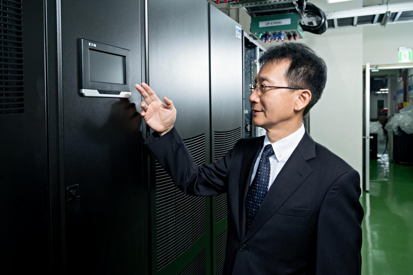 全球第四座!UPS大廠伊頓鎖定台灣,成立高科技廠房電能實驗室,提供哪些用電服務?