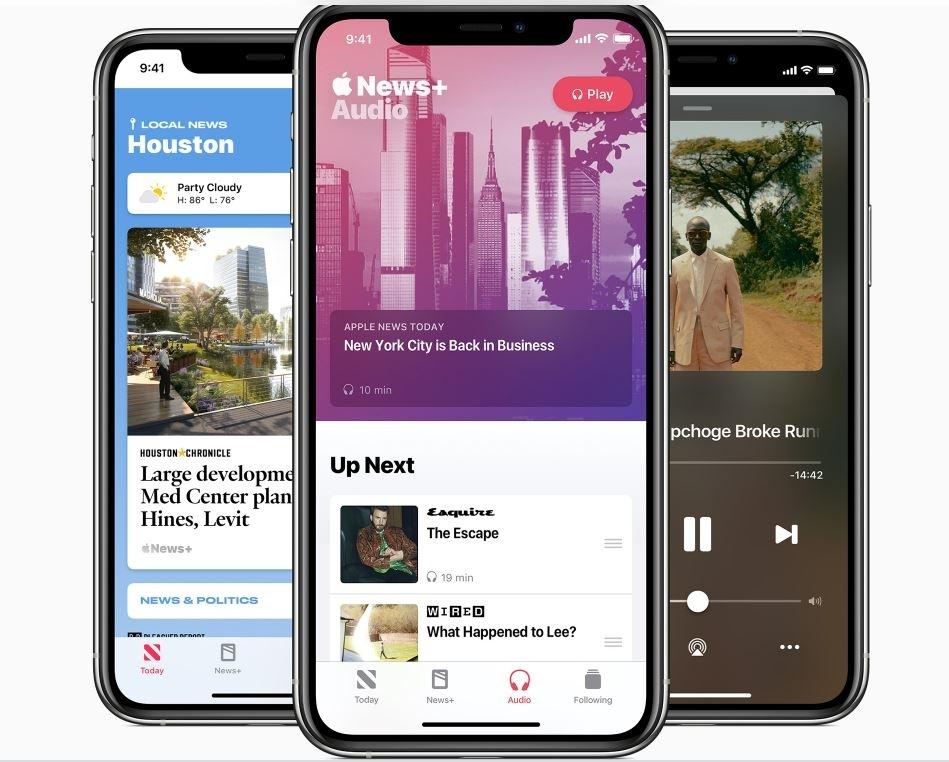蘋果推出自製Podcast《Apple News Today》,地方新聞功能同步登場