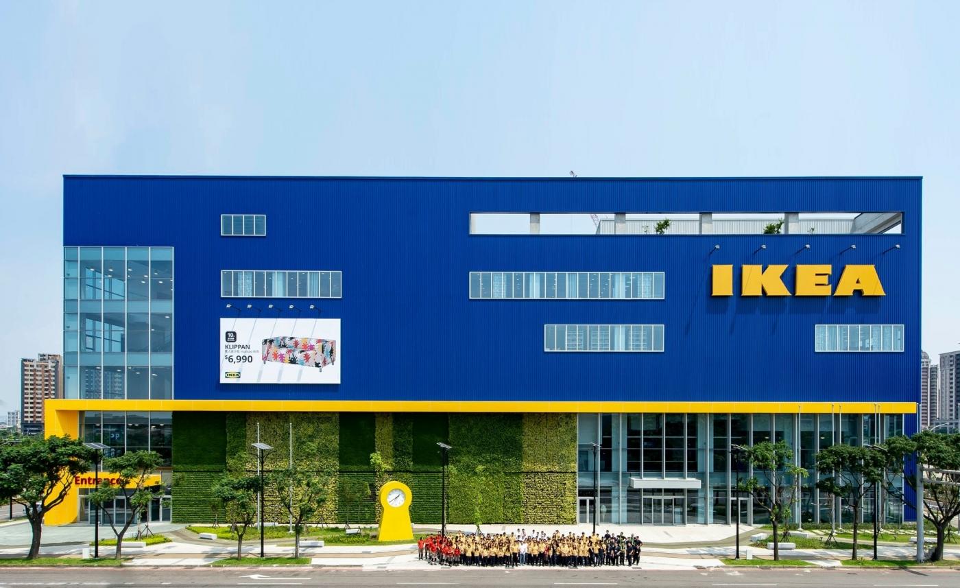 IKEA全台最大門市開幕!5大亮點一次看,還有安慰身分證字號尾數1、2、6的「宜Fun券」