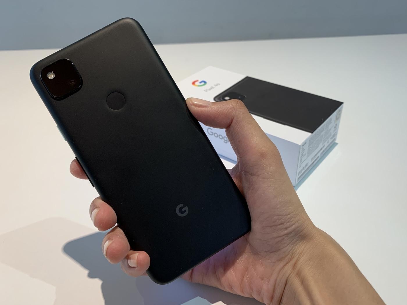 Google Pixel 4a微開箱!售價1萬出頭,為什麼說它擁有「台灣血統」?