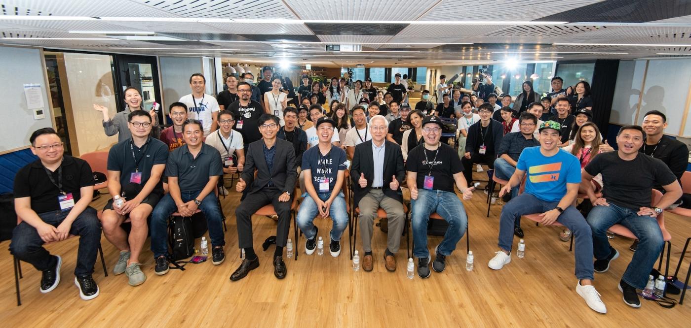 科技部TTA與SparkLabs Taipei 首邀YouTube創辦人陳士駿與矽谷五位創業大師親授創業密技