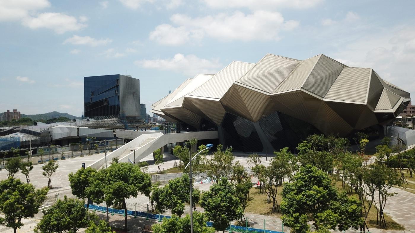 台北流行音樂中心9月5日登場!表演廳率先啟用,3大場館設計、硬體空間解析