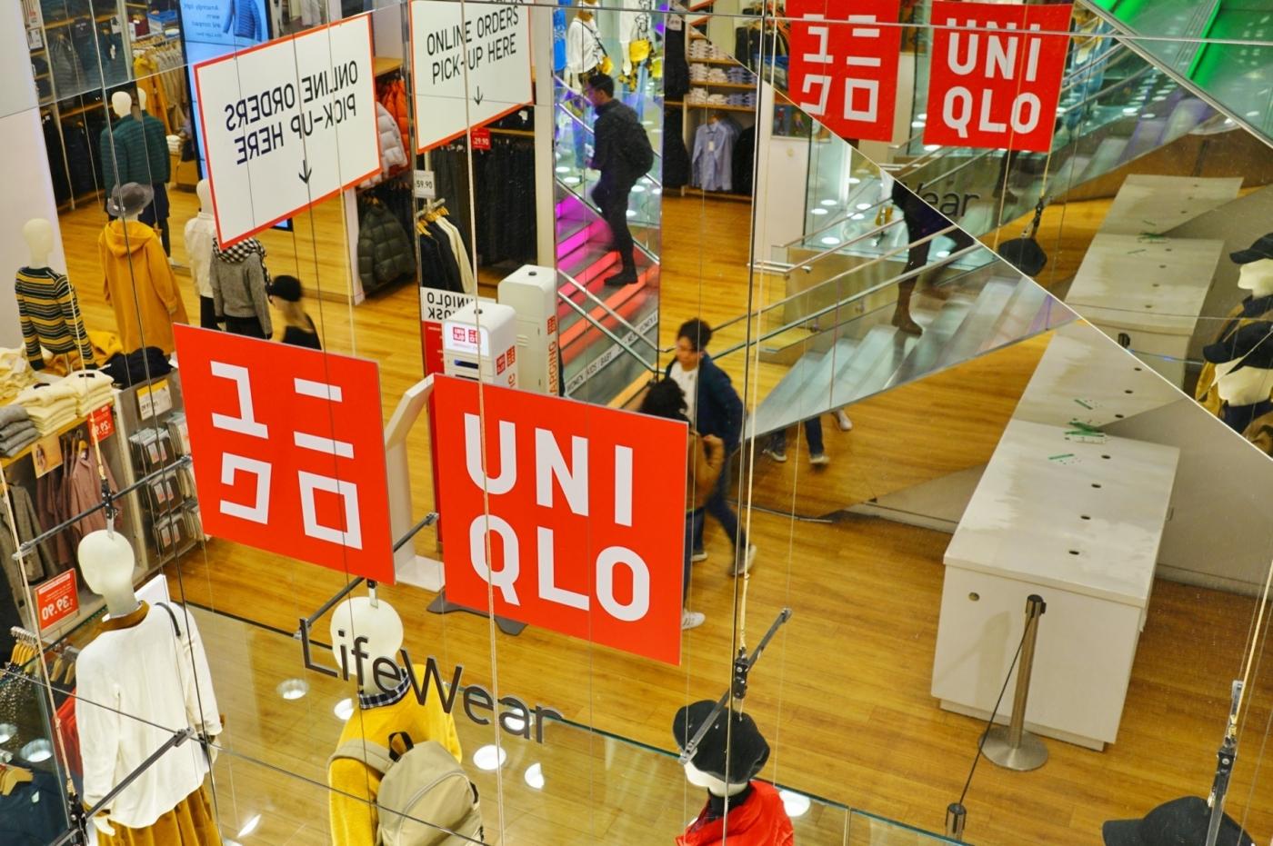 網路商城就是最大旗艦店!UNIQLO靠兩招串聯線上線下,盼電商營收翻三倍