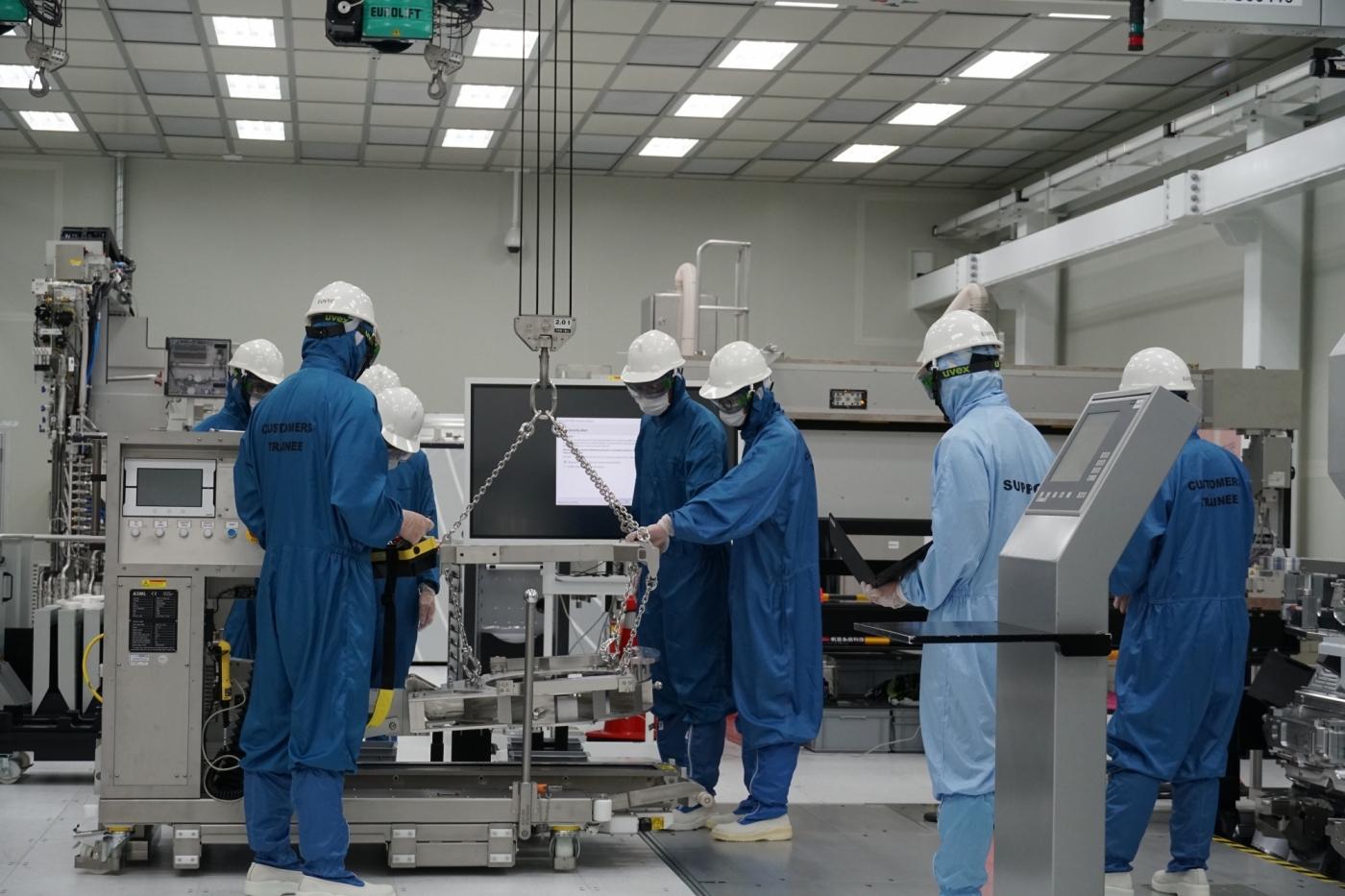 ASML來台設技術培訓中心!助攻台積電先進製程,年產360位工程師