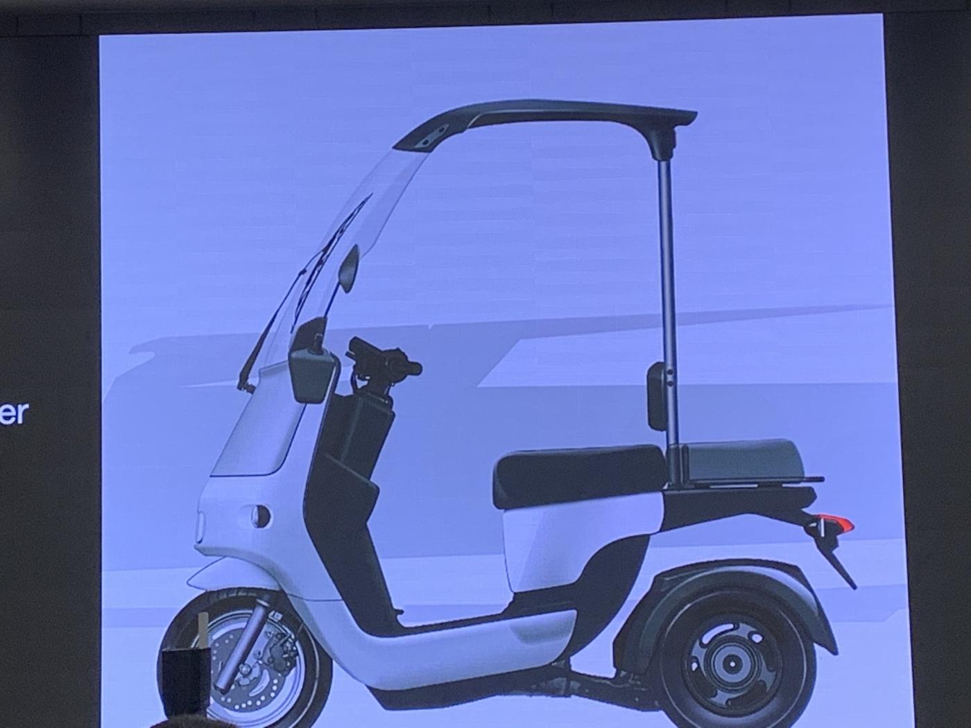 宏佳騰推智慧「電動三輪車」,看準外送、物流需求大漲,還有什麼新奇設計?