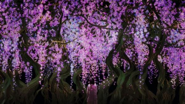 圖8 東京台場展出無限繁衍的生命Proliferating Immense Life(圖片提供tea