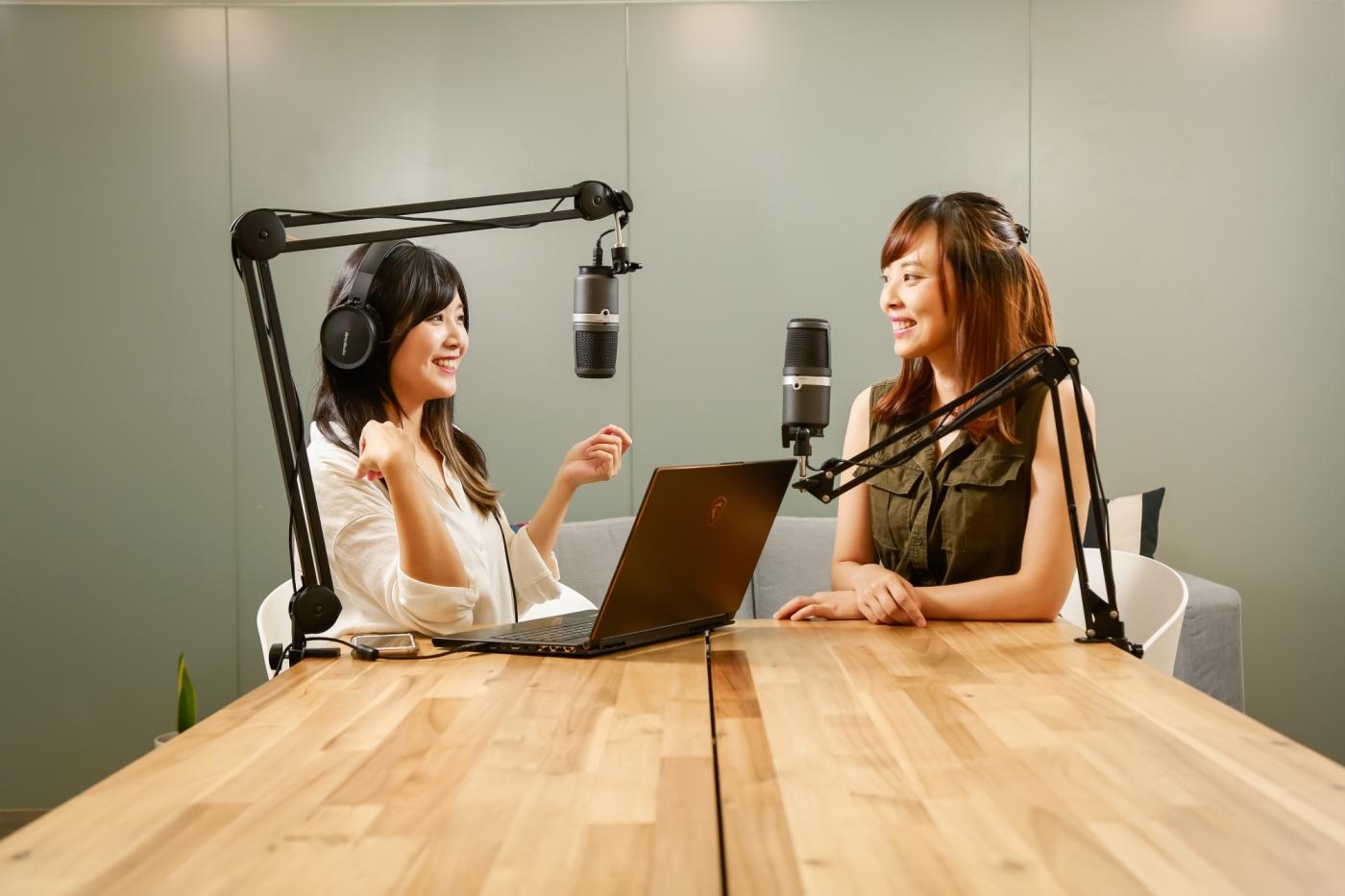 從Podcast浪潮看成功要素  內容、音質缺一不可