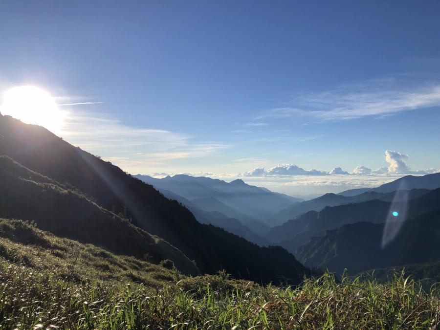 探索台灣百岳——能高安東軍:當太陽漸漸睡去,一場與水鹿注定的相遇