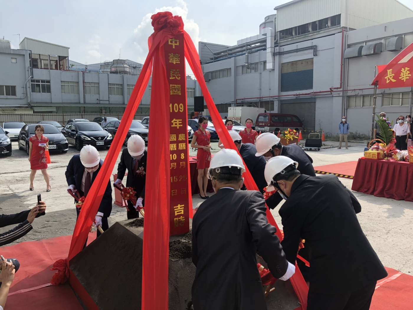 長華砸30億擴建高雄廠!看好台灣人才能量,力拚導線架市佔全球第一