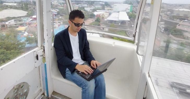 摩天輪變辦公室?日本讀賣樂園推出「工作度假」服務,大搶遠距商機
