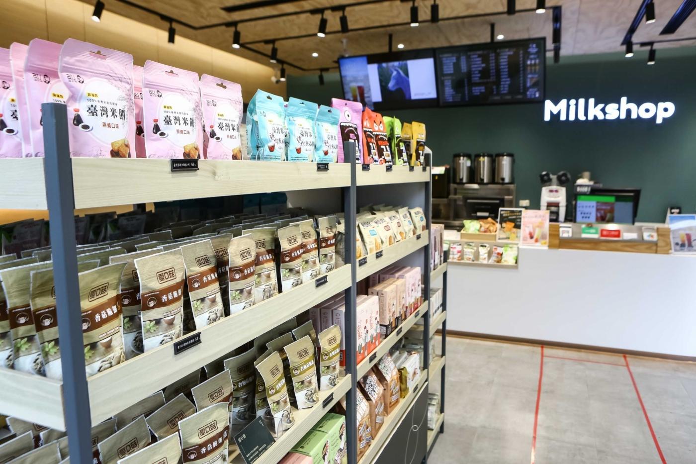 迷客夏M store概念店年底衝8家,手搖飲店兼賣零食,怎麼與便利商店抗衡?