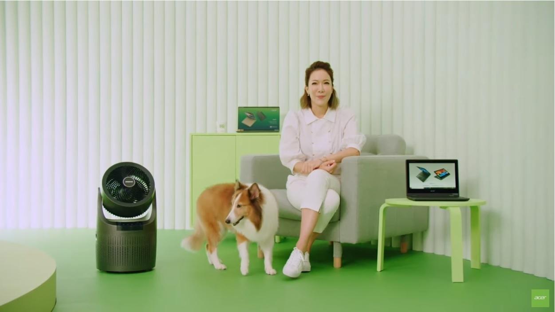 宏碁「賣家居」!3萬元空氣清淨機、Halo智慧音箱登場,保時捷聯名筆電價格意外地親民