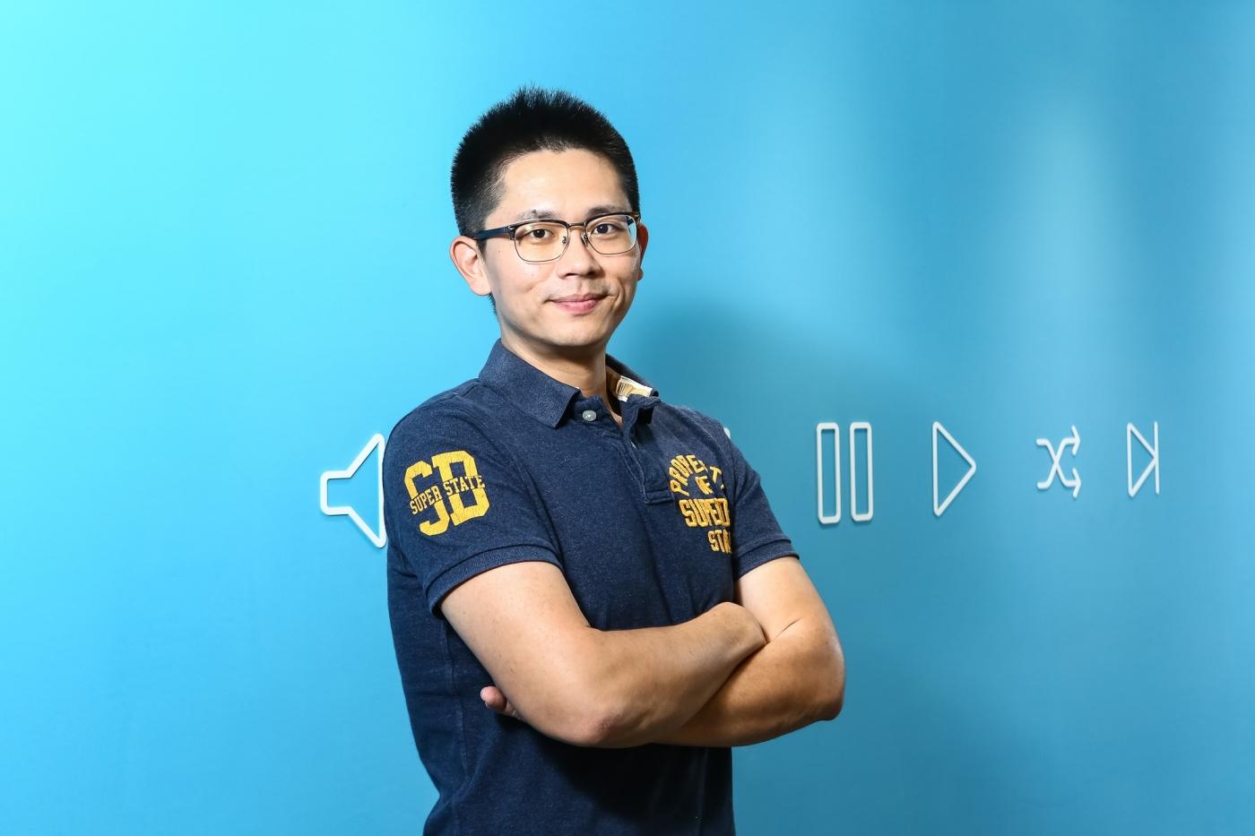 【獨家專訪】KKBOX史上最年輕總經理!年僅33歲的「理工男」黃嘉宏,如何用數據玩轉音樂?