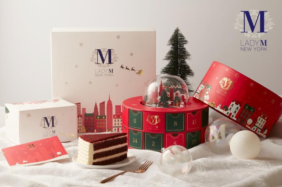 Lady M 推微醺大人味!威士忌巧克力慕斯新登場,夢幻「聖誕倒數禮盒」也將首度推出