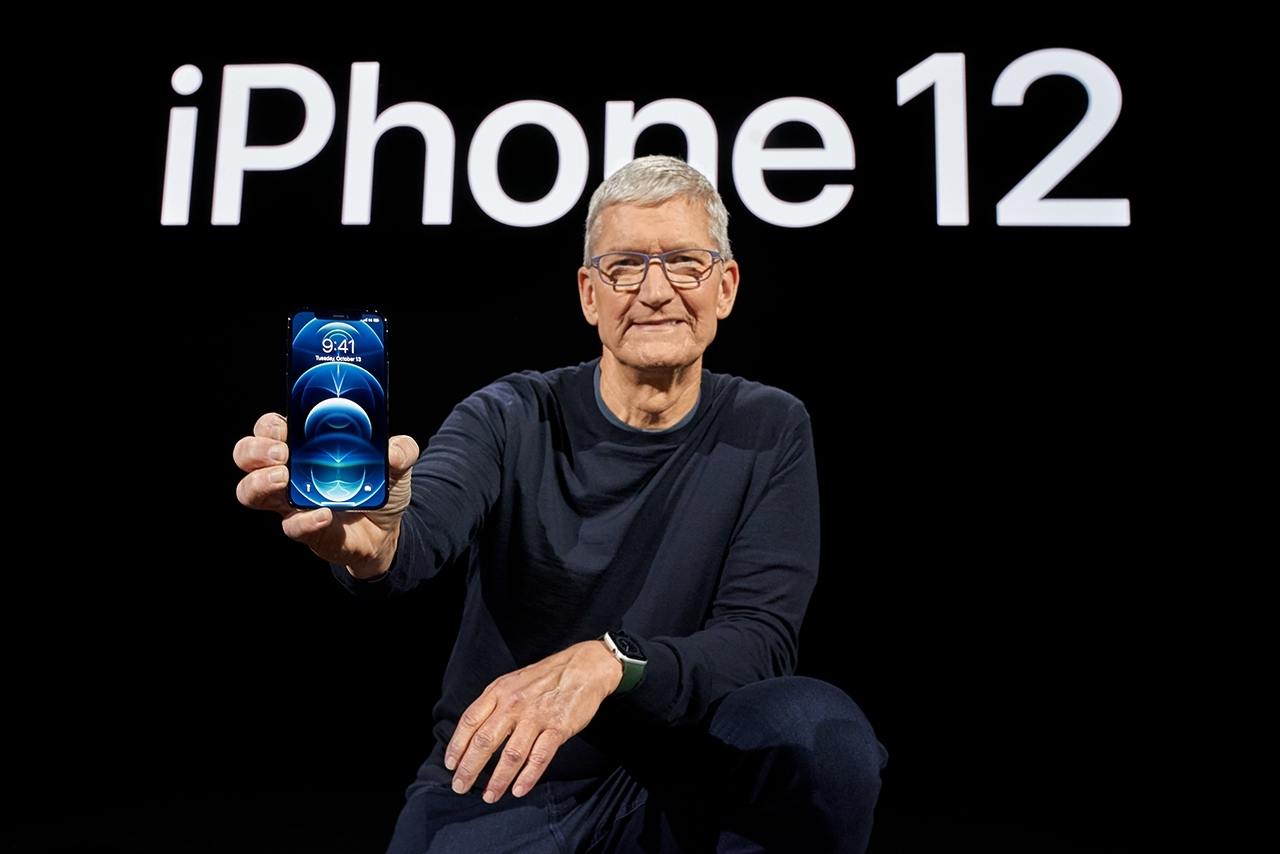 包裝瘦身,愈環保愈賺錢? iPhone 12消失的標配,道盡庫克背後盤算