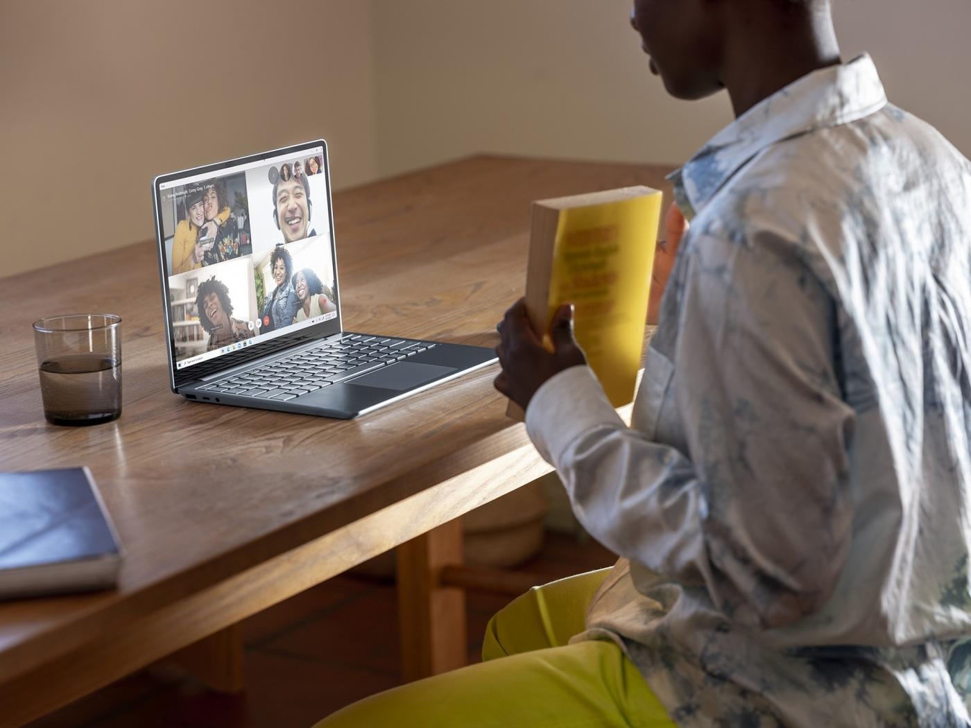全新 Surface Laptop Go 在台開賣!時尚輕盈、行動力再提升