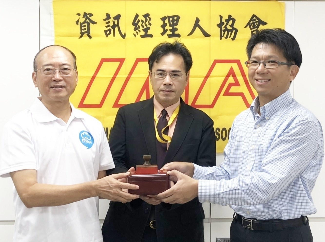 聚碩董座李昌鴻接任資訊經理人協會理事長,抓住轉型契機,推資訊人才與企業接軌