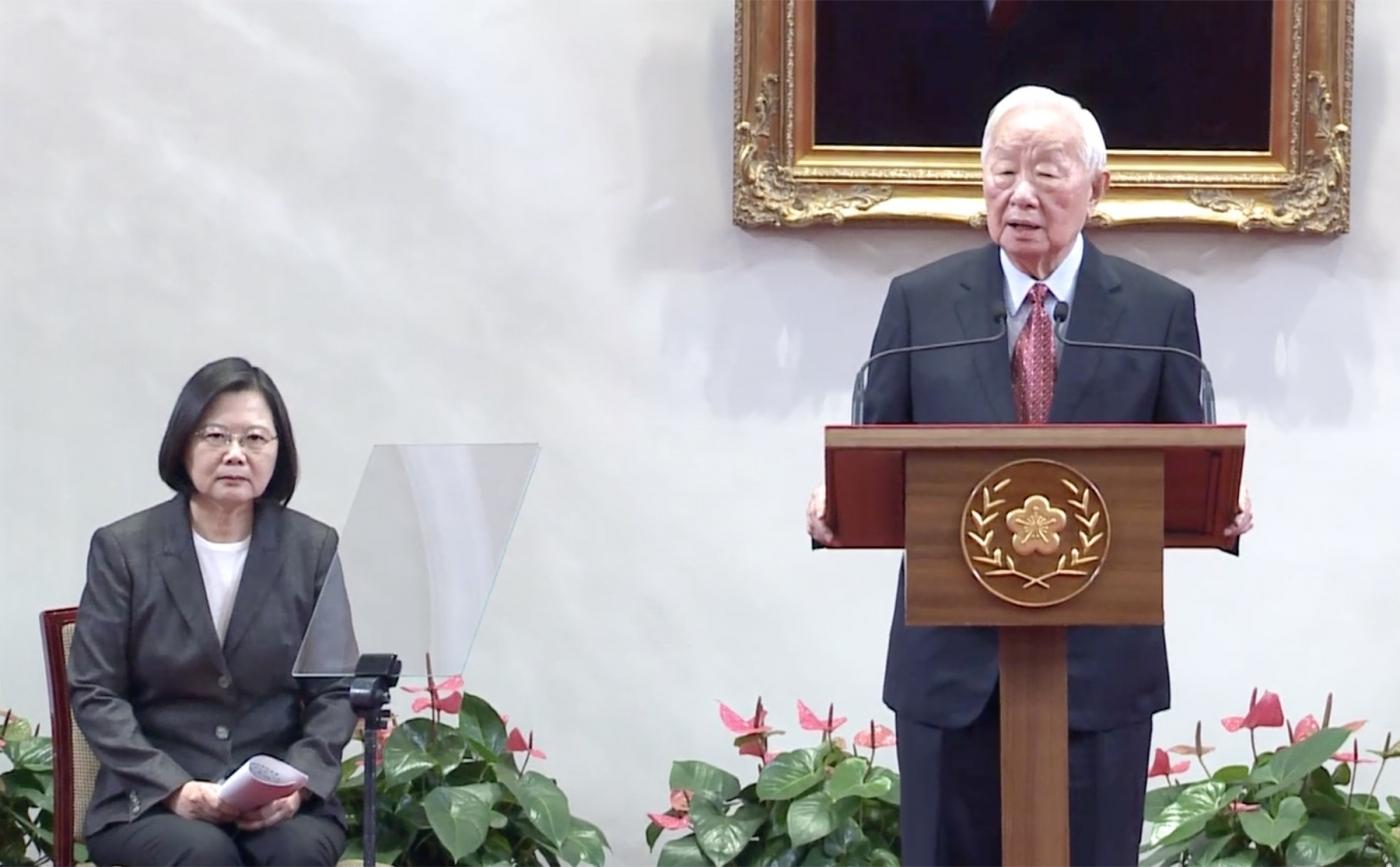 第四度出任APEC領袖代表,張忠謀:數位科技扮疫後關鍵,台灣有能力貢獻國際
